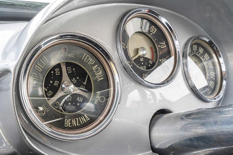 1957 Alfa Romeo Giulietta Sprint Veloce Alleggerita by Facetti For Sale (picture 5 of 6)