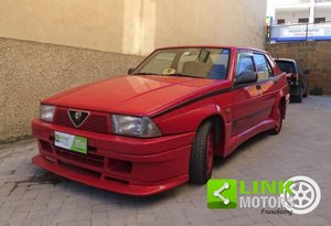 1987 Alfa Romeo 75 1.8i Turbo Evoluzione
