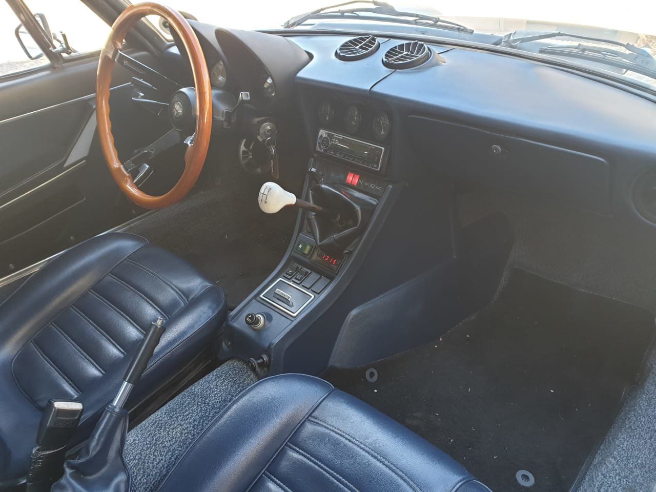 1983 Alfa Spider LHD For Sale (picture 4 of 4)