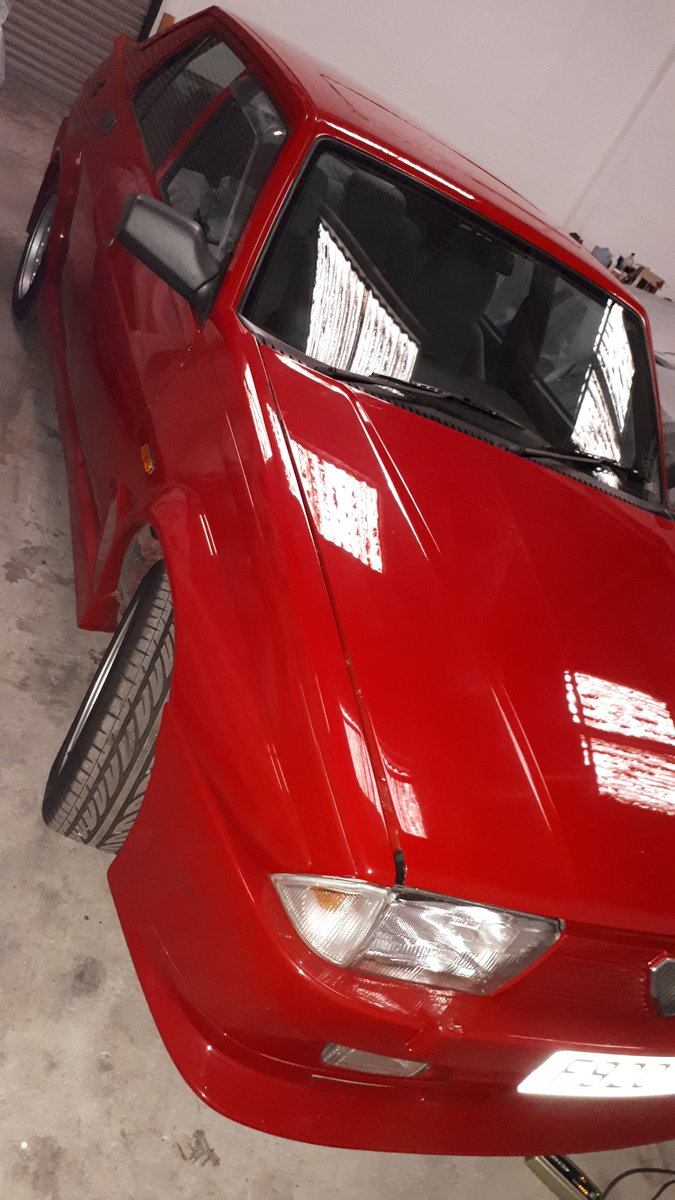 1988 Alfa Romeo 75 3.0 6V Veloce SOLD (picture 6 of 6)