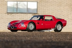 1966 Alfa Romeo TZ2 Re-creation (FIA) 2003 Reg