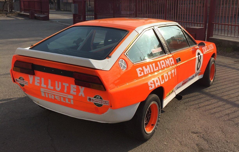 1982 Alfa Romeo SPRINT - Period RACE CAR AUTODELTA For Sale (picture 3 of 6)