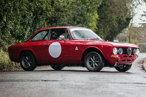 1975 Alfa Romeo GT Junior- Track Day Car For Sale by Auction