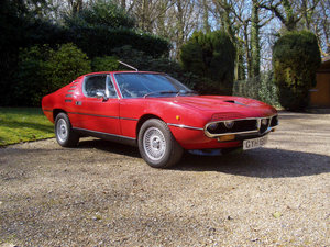 1974 Alfa Romeo Montreal 22 Feb 2020 For Sale by Auction