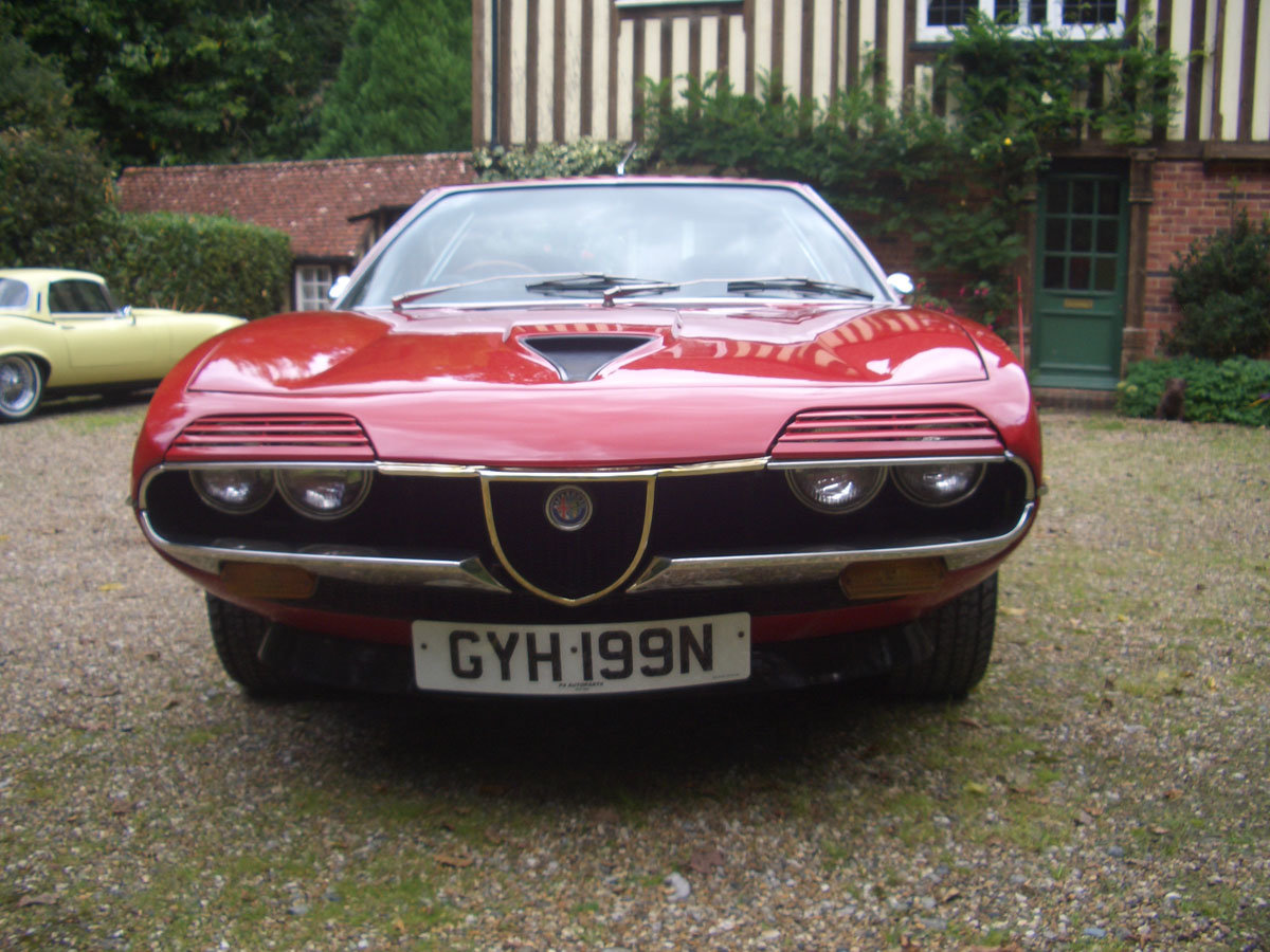 1974 Alfa Romeo Montreal 22 Feb 2020 For Sale by Auction (picture 2 of 6)