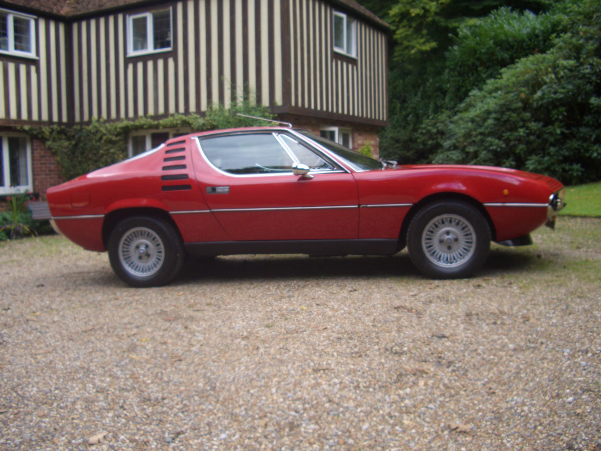 1974 Alfa Romeo Montreal 22 Feb 2020 For Sale by Auction (picture 3 of 6)