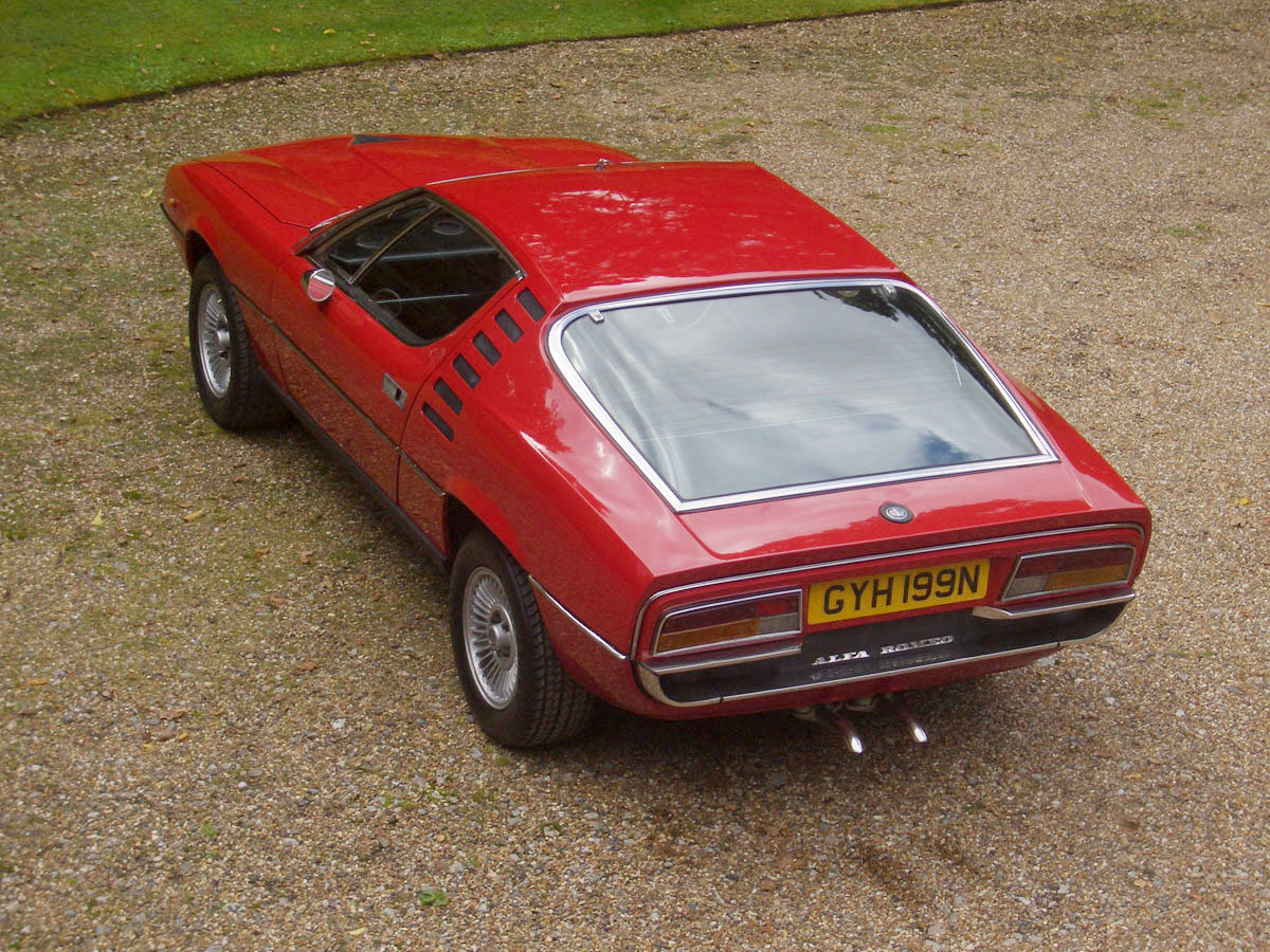 1974 Alfa Romeo Montreal 22 Feb 2020 For Sale by Auction (picture 4 of 6)