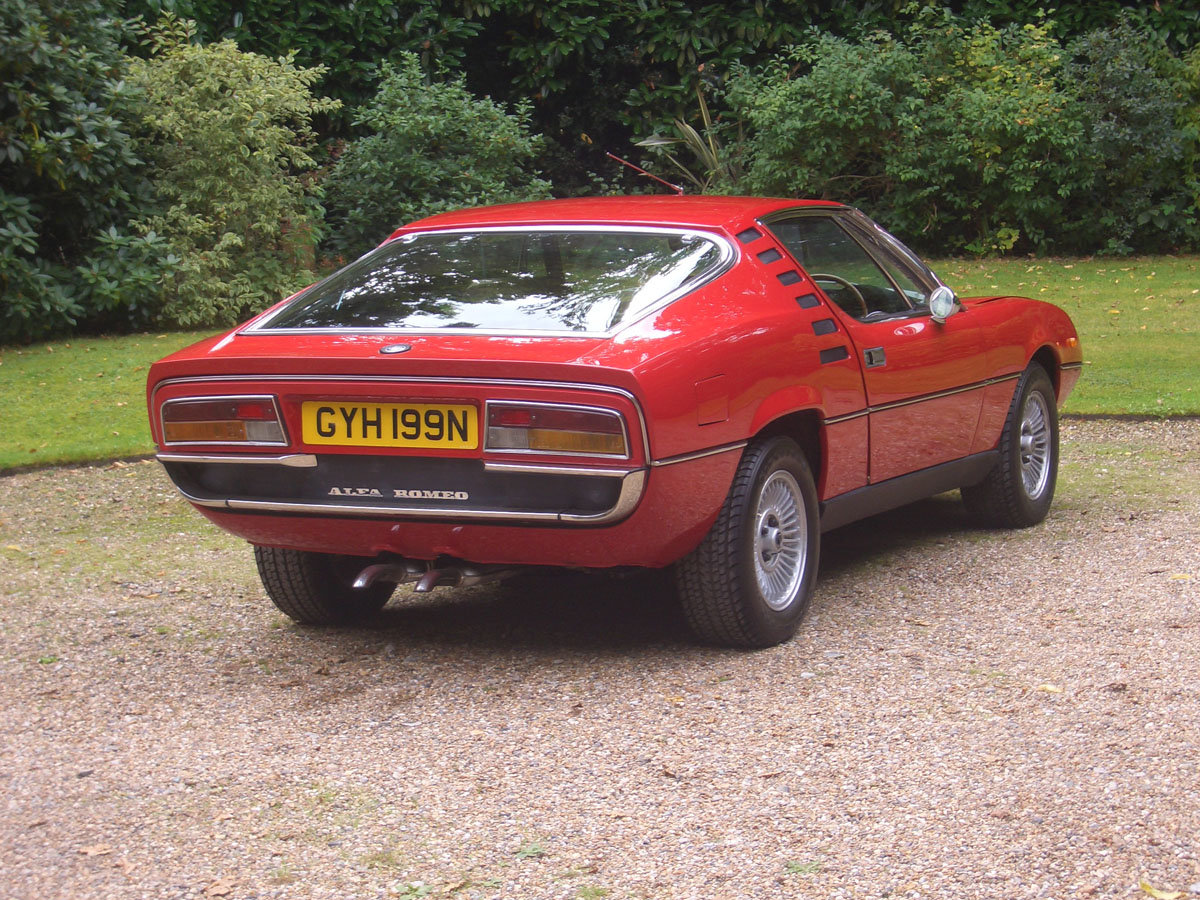 1974 Alfa Romeo Montreal 22 Feb 2020 For Sale by Auction (picture 5 of 6)