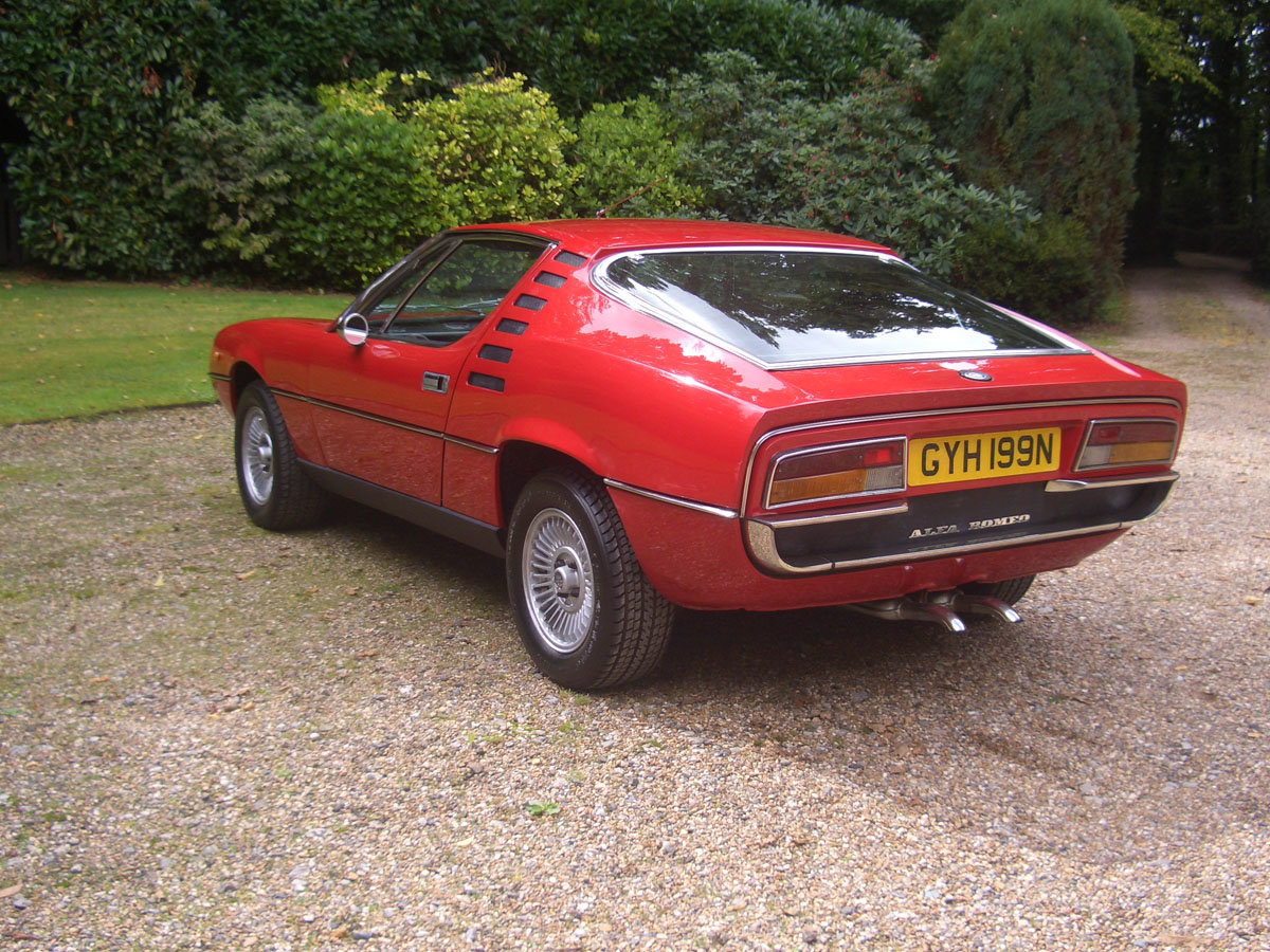 1974 Alfa Romeo Montreal 22 Feb 2020 For Sale by Auction (picture 6 of 6)