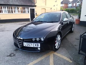 2007 Alfa Romeo 159 3.2 Ti 4-Wheel Drive,Unique Car