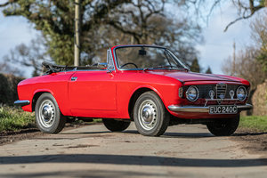 1965 Alfa Romeo Giulia Sprint GTC Just £20,000 - £25,000