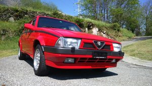 1991 Alfa Romeo 75 t.spark limited edition mint 1 owner