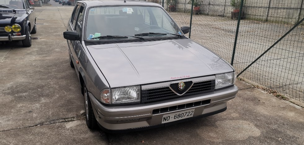 1990 wonderful alfa 33 lpg For Sale (picture 1 of 6)