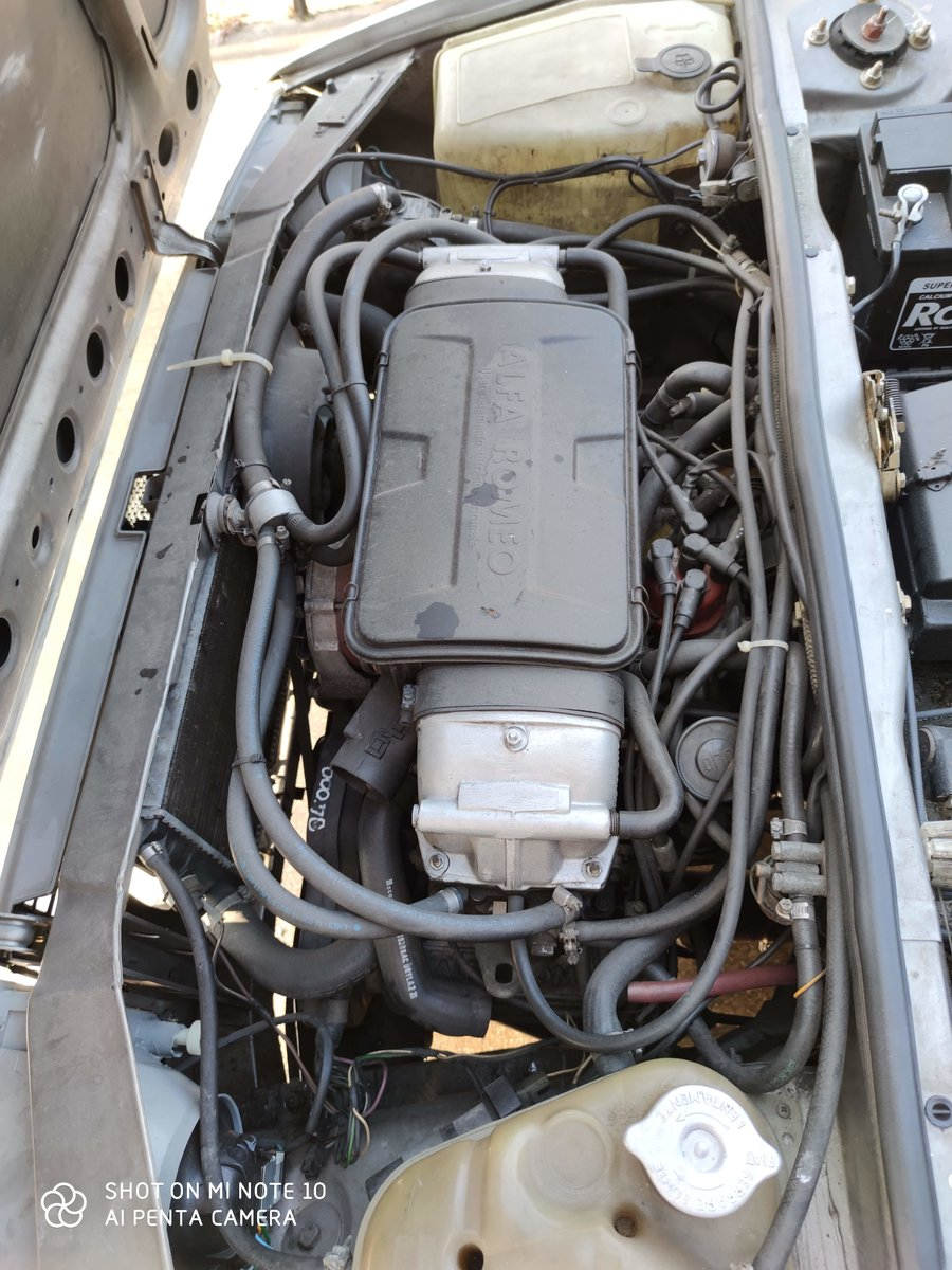 1990 wonderful alfa 33 lpg For Sale (picture 4 of 6)