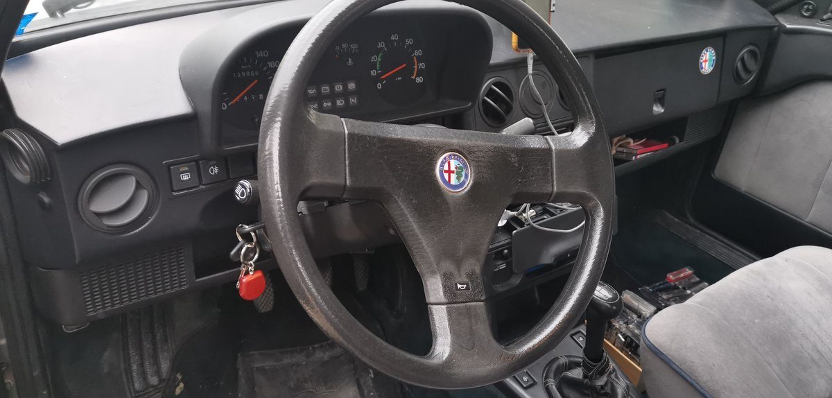 1990 wonderful alfa 33 lpg For Sale (picture 5 of 6)