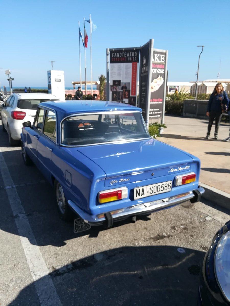 1977 restored nuova super:read For Sale (picture 4 of 6)