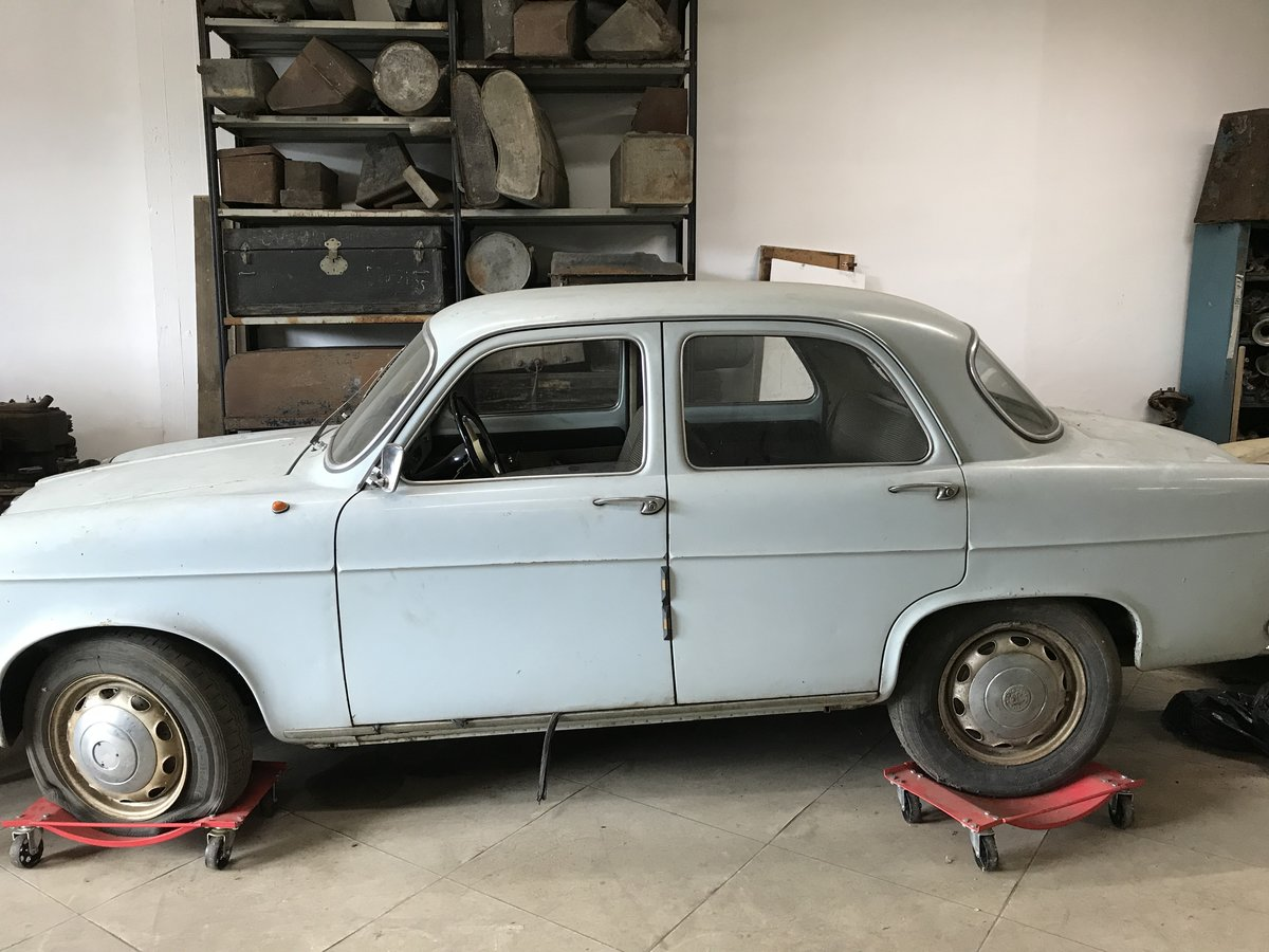 1959 Alfa Romeo Giulietta ti first series For Sale (picture 3 of 6)