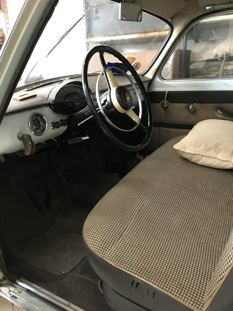 1959 Alfa Romeo Giulietta ti first series For Sale (picture 4 of 6)