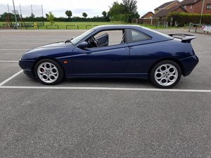 alfa romeo gtv v6 55k lowered price !