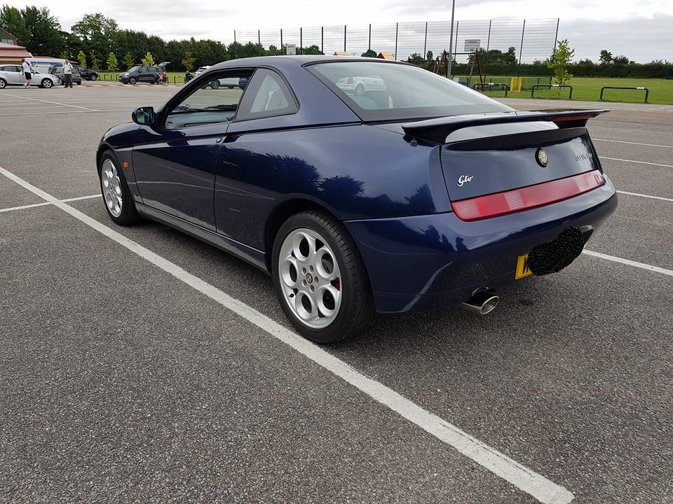 2000 alfa romeo gtv v6 55k lowered price ! For Sale (picture 3 of 6)