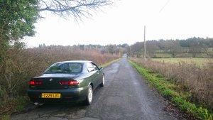 1999 Alfa Romeo 156 2.0 TS Lusso