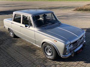 1971 Lovely Alfa Romeo 1300 Super with 2000 engine