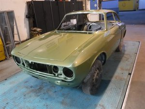 1974 Alfa Romeo 1600 GT Jr Bertone (light green!)
