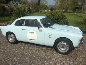 1957 Alfa Giulietta Sprint 750