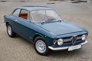 1966 Alfa Romeo Sprint GT Veloce ground-up restoration For Sale