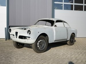 1963 Alfa Romeo Giulietta Sprint Veloce  For Sale