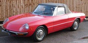 1971 Alfa Romeo 1750 Spider
