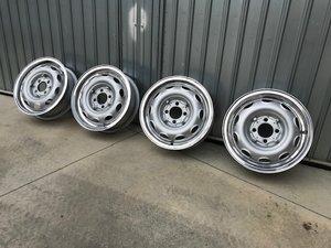 Alfa Romeo Giulietta SZ Bimetal Borrani Wheels