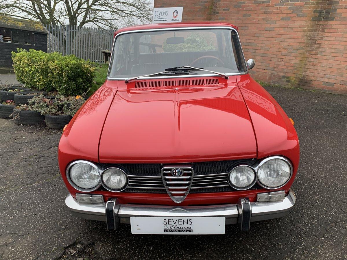 1969 Alfa Romeo Giulia Super 1600S For Sale (picture 2 of 6)