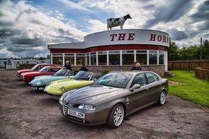 2005 Alfa Romeo 166 T Spark 2.0 Lusso