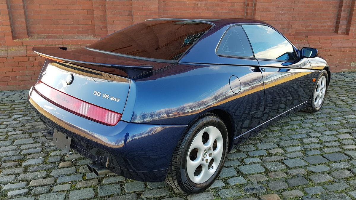 1998 ALFA ROMEO GTV 3.0 V6 24V COUPE MANUAL * RARE COLOUR COMBO * For Sale (picture 2 of 6)