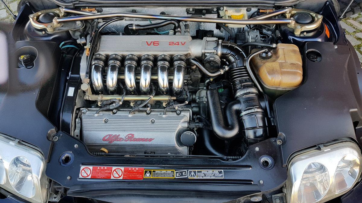 1998 ALFA ROMEO GTV 3.0 V6 24V COUPE MANUAL * RARE COLOUR COMBO * For Sale (picture 6 of 6)