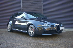 2003 Alfa Romeo 147 GTA 3.2 V6 3DR 6 Speed Manual (75,000 miles) SOLD