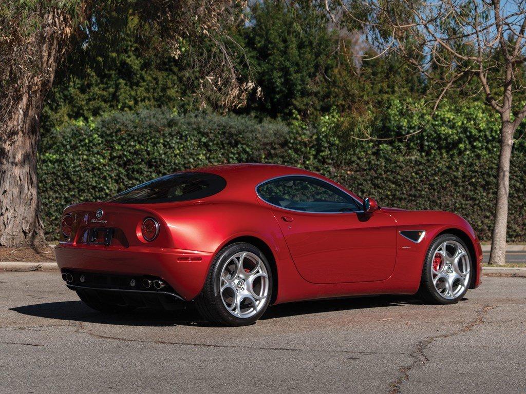 2008 Alfa Romeo 8C Competizione  For Sale by Auction (picture 2 of 6)