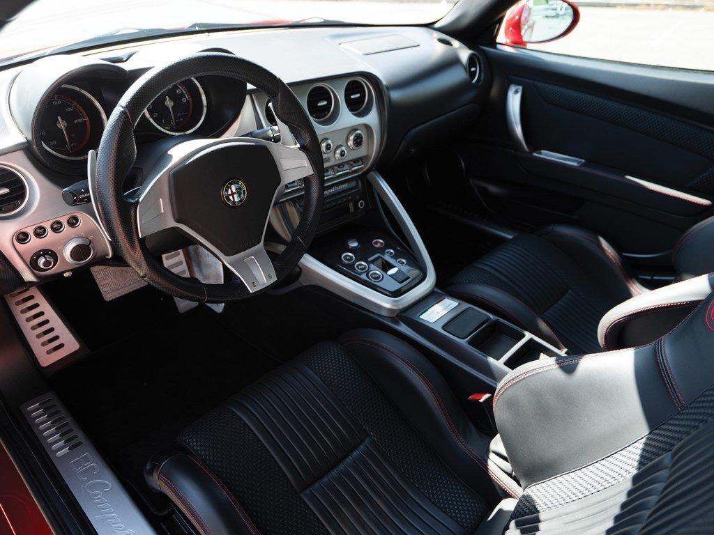 2008 Alfa Romeo 8C Competizione  For Sale by Auction (picture 4 of 6)