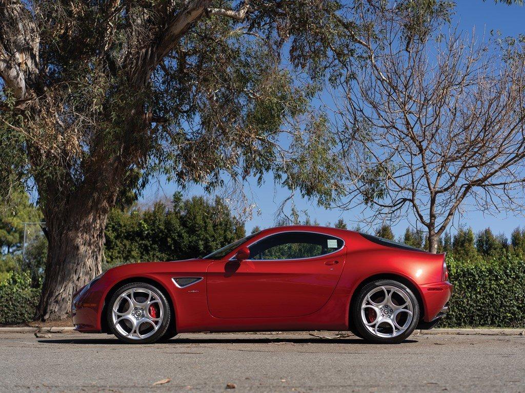 2008 Alfa Romeo 8C Competizione  For Sale by Auction (picture 5 of 6)