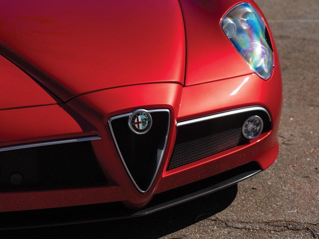 2008 Alfa Romeo 8C Competizione  For Sale by Auction (picture 6 of 6)