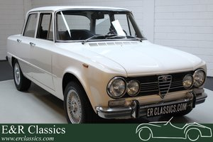 Alfa Romeo Giulia Super 1.3 1973 New interior For Sale