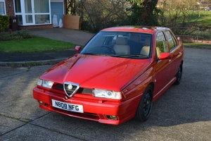 Alfa Romeo 155 2.5V6 Sportpack