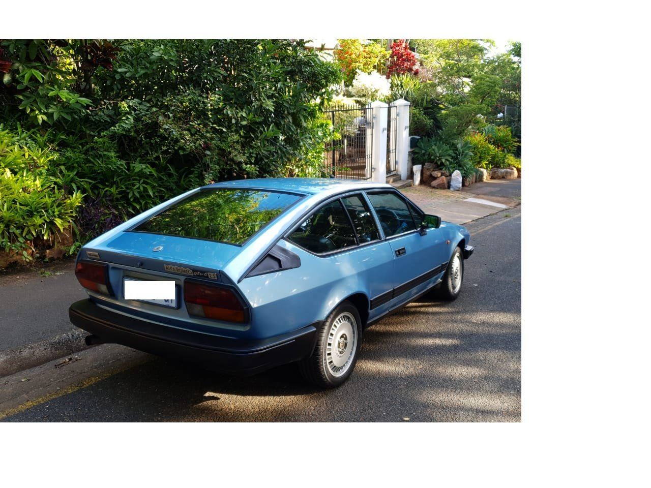 1983 Alfa Romeo GTV6 2.5  original one of 648 cars For Sale (picture 2 of 6)