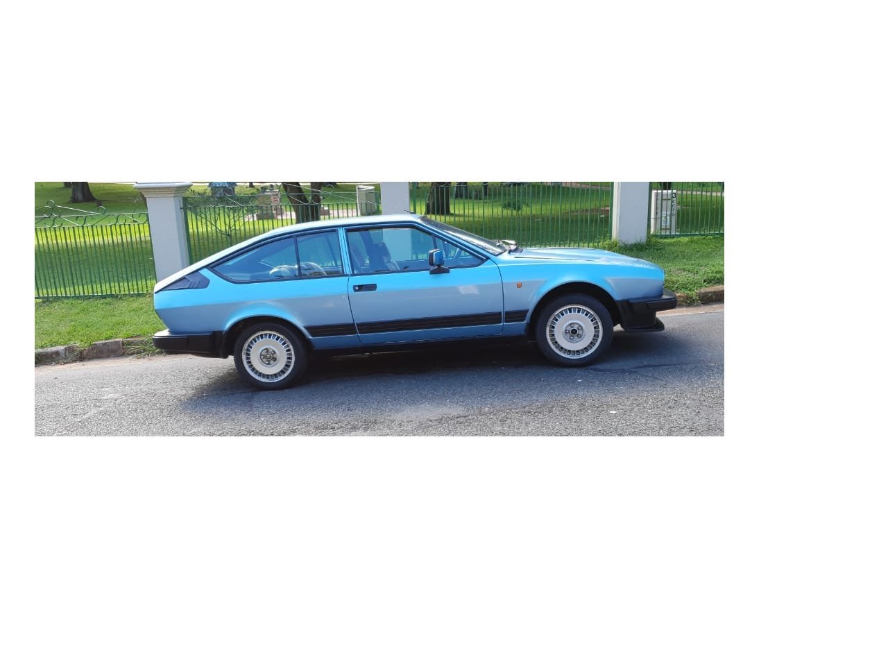 1983 Alfa Romeo GTV6 2.5  original one of 648 cars For Sale (picture 6 of 6)