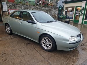 2001 Alfa Romeo 156 T Spark Veloce SOLD by Auction