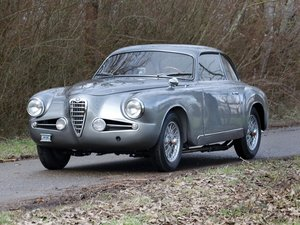 1955 Alfa Romeo 1900C Super Sprint Coup by Touring