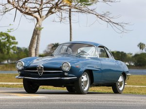 1965 Alfa Romeo Giulia Sprint Speciale by Bertone For Sale by Auction