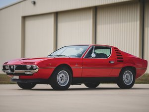 1971 Alfa Romeo Montreal by Bertone For Sale by Auction