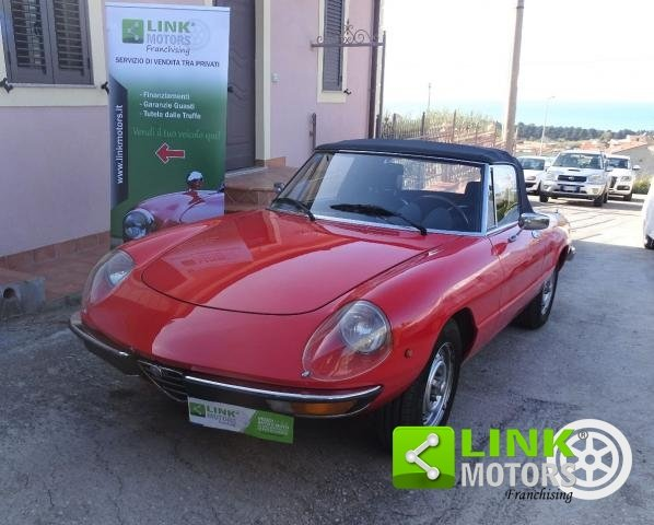 1980 Alfa Romeo Spider 2.0 Veloce For Sale (picture 1 of 6)